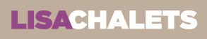 Lisa Chalets – Flachau Logo